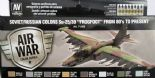 VAL71603 Soviet Su-25 Frogfoot 80's On